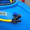 Опрыскиватель навесной POLMARK  300 литров 10 м, фото 2