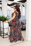 Плаття в підлогу, фото 8