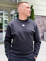 Свитшот мужской Adidas / CLO-119 (Размеры:L,XL,2XL)
