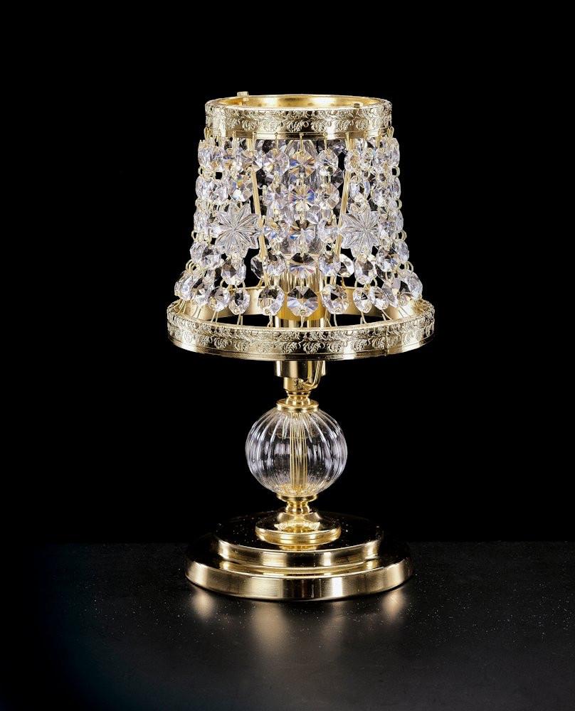 Хрустальная настольная лампа Elite Bohemia S 710/1/05
