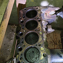 Блок цилиндров 17D OPEL COMBO KADETT VECTRA 1.7D Двигатель двигун мотор Опель 1.7 дизель
