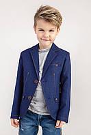 Детский школьный пиджак на мальчика, фото 1