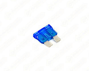 Запобіжник стандартний 15A (блакитний) на RENAULT — Hella - 8JS711687-007
