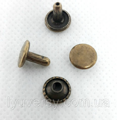 Хольнитен 13 мм двосторонні ( в упаковки 1000 штук )