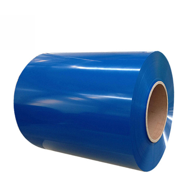 Гладкий лист 5010 Синий