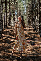 Летний женскый сарафан длиной миди, фото 4