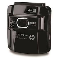 Видеорегистратор HP f210 GPS Black