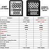 Мультиметр BSIDE ADMS9CL ультрапортативний цифровий 9 покоління, фото 6