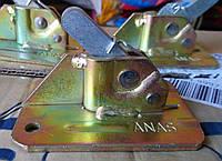 ЧИРОЗ ANAS, турецкий замок для опалубки, цинк, усиленный, 50 штук в коробке, фото 1