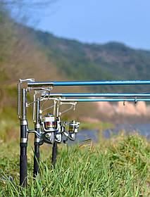 Самоподсекающая летняя удочка для рыбалки Arvel