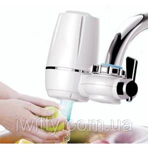Фильтр-насадка на кран для проточной воды WATER PURIFIER, фото 2