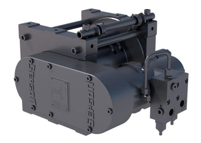 Гидравлическая автомобильная лебедка Sepson Sepdurance H50 - H60