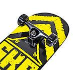 Скейтборд Sky Boy желтый, фото 3