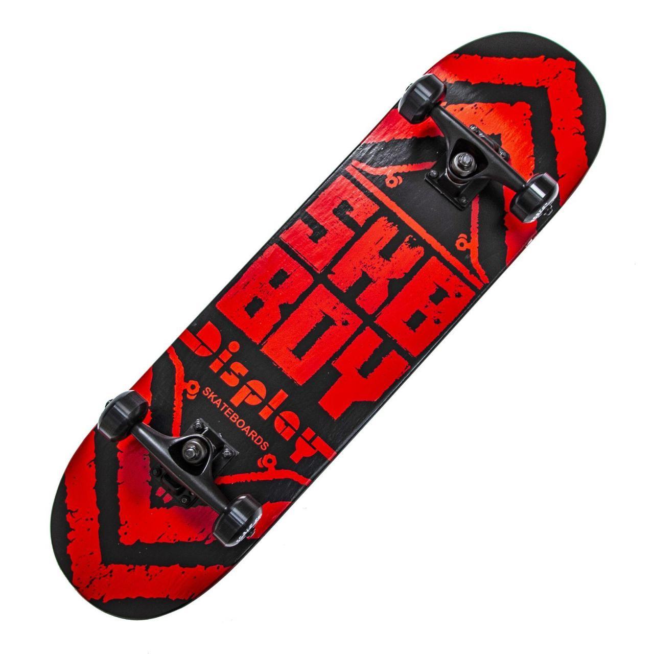 Скейтборд Sky Boy красный