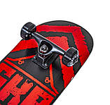 Скейтборд Sky Boy красный, фото 3