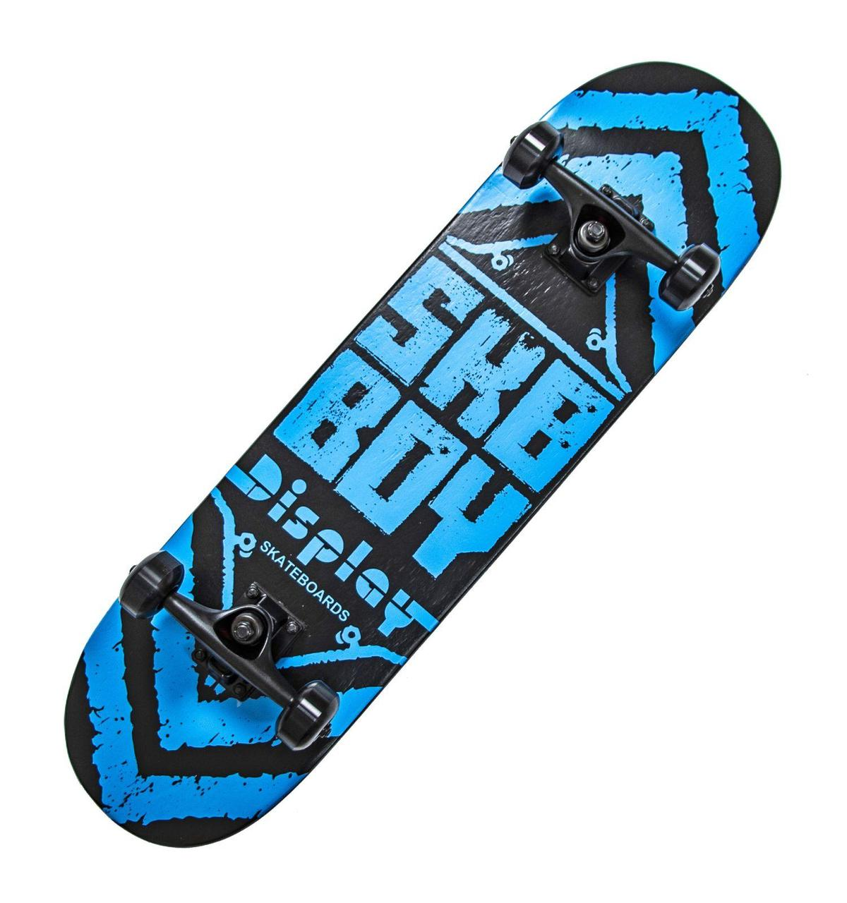 Скейтборд для трюков Sky Boy синий