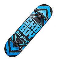 Скейтборд для трюков Sky Boy синий, фото 1