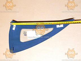 Стекло боковое ВАЗ 2190 GRANTA заднее правое глухое ТТЗ (пр-во БОР) ГС 40731 (предоплата 100 грн), фото 3