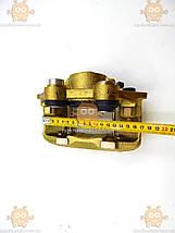 Суппорт DAEWOO NEXIA правый (квадратные колодки) (пр-во EuroEx Венгрия) EE 107658, фото 2