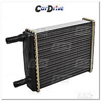 Радиатор печки газель алюм. 16мм LA 3302-8101060-01 LSA