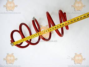 Пружины передние ВАЗ 2170 ЗАНИЖЕНИЕ 25мм (2шт) (про-во Фобос), фото 2