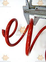 Пружины передние ВАЗ 2170 ЗАНИЖЕНИЕ 25мм (2шт) (про-во Фобос), фото 3