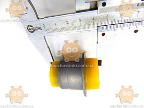 Сайлентблок рычага ВАЗ 2101 - 2107 (4шт) нижние (также они верхние для ВАЗ 2121, 2123) ПИР 53749, фото 2