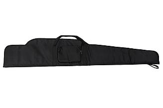 Чехол 130см для охотничьего ружья, карабина, винтовки с оптикой, прицелом/ чехол с уплотнителем, чёрный