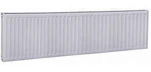 Радиатор стальной тип 22 1600мм. Х 300мм. E.C.A. (боковое подключение) Турция, фото 2