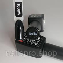 Гель лак Kodi 100 BW, 8ml