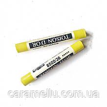 Пастель сухая. №36 Лимонный желтый. Koh-i-noor Toison D'Nor 8500.