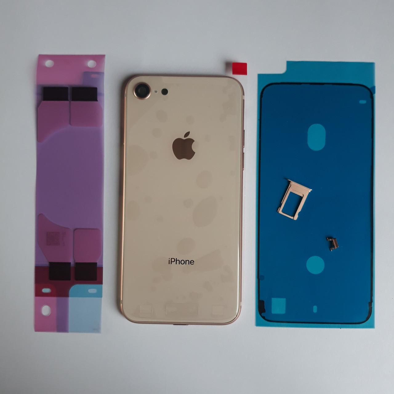 Корпус Novacel для Apple iPhone 8 Gold