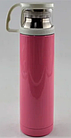 [ОПТ] Термос Вакуумный Металлический -450 Мл. 2 цвета однотонные, фото 3