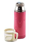 [ОПТ] Термос Вакуумный Металлический -450 Мл. 2 цвета однотонные, фото 4