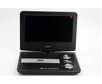 DVD  портативный Eplutus EP-9520T с  цифровым тюнером (9.5 дюймов)