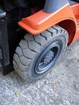 Погрузчик дизельный Toyota   PYROBAN, фото 3