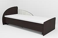 Кровать односпальная V-12