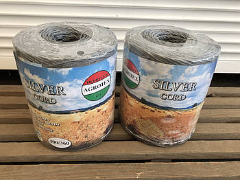 Шпагат Агротекс,Agrotex 350 м/кг(400/360) серый