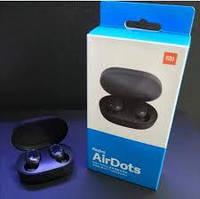 100% original Навушники Bluetooth TWS Redmi Airdots Youth чорний (ZBW4467CN)