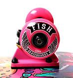 Скейтборд Fish Skateboard Girl, фото 5