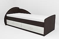 Кровать односпальная V-13