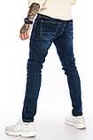 Джинсы Franco Benussi FB 21-329 Bar 6434 темно-синие, фото 5