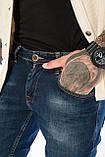 Джинсы Franco Benussi FB 21-329 Bar 6434 темно-синие, фото 6