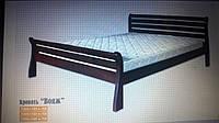 """Кровать двухспальная """"Вояж"""" 1600"""