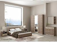 Кровать 1600+ламели - Спальня Ева
