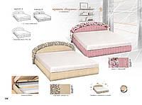 Кровать Карина 1600 с матрасом