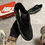 ВИДЕО 🔥 Кроссовки Nike Air Force 1 Skeleton Black Найк Аир Форс Черный Скелетон 🔥 Найк мужские кроссовки 🔥, фото 2