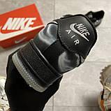 ВИДЕО 🔥 Кроссовки Nike Air Force 1 Skeleton Black Найк Аир Форс Черный Скелетон 🔥 Найк мужские кроссовки 🔥, фото 3