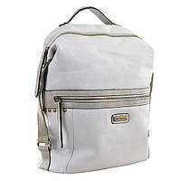 Женский рюкзак молодёжный YES YW-20, 26*35*13.5, серый