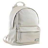 Женский рюкзак молодёжный YES YW-21, 30*38*13, молочный